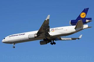 D-ALCC | MD-11F | Lufthansa Cargo | KORD