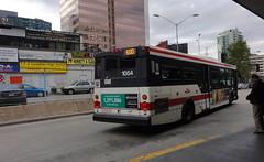 1054(2) (BillyCabic) Tags: toronto bus ttc transit hybrid