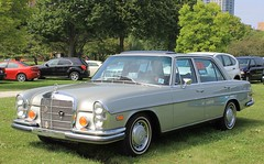 Mercedes-Benz 280SEL 4.5 (W108) (SPV Automotive) Tags: sedan silver 45 mercedesbenz w108 280sel