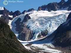 Glacial Ice (moelynphotos) Tags: mountains alaska glacier wilderness kenaipeninsula majestic moraine calving blueice northwesternglacier kenaifjordsnationalpark beautyinnature glacialice moelynphotos savetheice