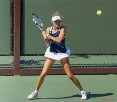 DSC02986 (sb10sbum) Tags: california tennis paloalto ncaa stanforduniversity 2014itanorthwestregionalwomenstennistournamentatstanford ucdaviswomenstennissleiffer sleiffer