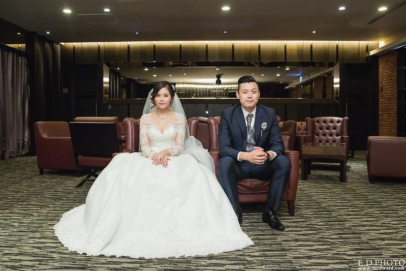 [婚攝] Ethan&Cora 婚禮紀錄|福容大飯店淡水漁人碼頭
