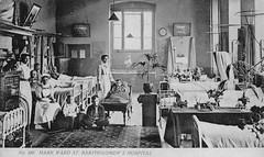 Mark Ward, Barts (robmcrorie) Tags: history patient health national doctor nhs service british nurse healthcare markward bartsstbartholomewshospitallondon