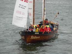 Hanse Sail 2014 (zeesenboot) Tags: warnemünde sailing sai rostock hansesail segeln segelboot sailingboat jugendwanderkutter 罗斯托克 росток zk10 dezeta seesport kuttersegeln варнемюнде dezety