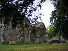 Inchmahome priori (annelies_visser) Tags: ruine kerk lakeofmenteith schotland inchmahome inchmahomepriori