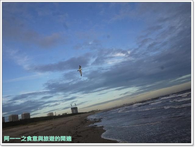 日本千葉景點東京自助旅遊幕張海濱公園富士山image032