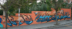 Catu-TashMe (VatuaL'Olla) Tags: barcelona graffiti milano bcn que hiphop hip hop varese menorca ma bala tash 2014 m catu lolla vlo tashme vatua vatualolla ca7u