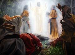 Gospel of St. Matthew 17 1-8 - Jesus was transfigured on Mount Tabor - By Amgad Ellia 07 (Amgad Ellia) Tags: st by was matthew jesus mount tabor 17 18 gospel amgad ellia transfigured