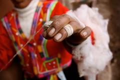 Hand-spun (beckybarnett303) Tags: travel peru adventure people indigenous wool spinningwool hands incan alpaca macro rlbphotography beckybarnett makro macrolens hand canon canonrebel rebel girlphotographer inca peruviano peruviana southamerica tourist canonrebelxs