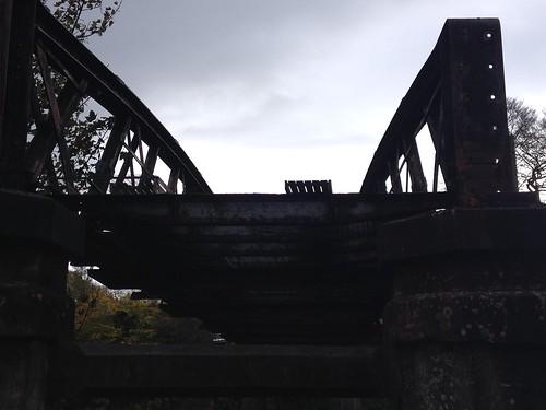Dillichip (Black) Bridge Demoliton