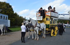 Horse Bus (PD3.) Tags: horse bus london museum star hall transport surrey company trust cobham fest clapham lt omnibus weybridge brooklands 2014 transportfest