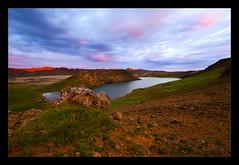 Djpavatn (piotr.pl) Tags: lake pool iceland nikon north sigma system 1020 f35 cokin grindavik djpavatn d7000