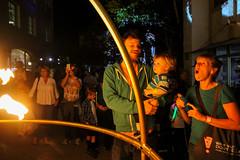 GLOW 2014: Fire Night (santacruzmah) Tags: santacruz museum stevecooper fireart satanscalliope santacruzmah lucyhosking glow2014 bonfirecannonades
