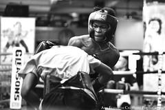 Boxers at Gleason's Gym (annelizabethcreations) Tags: newyorkcity brooklyn fight box dumbo boxer boxing fighting gym gleason gleasonsgym