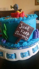 Finding Nemo Dory Cake (4) (Nola Party Boutique) Tags: cake finding nemo dora nolapartyboutique