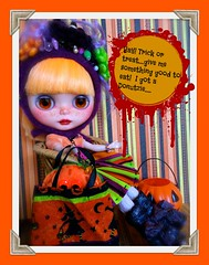 Blythe A Day October 26, 2014 Trick...or Treat