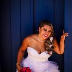 Happy as a bride (Tiradentes, Brazil)