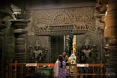 """ULTIMATE ARCHITECTURE"" (GOPAN G. NAIR [ GOPS Creativ ]) Tags: tourism rock stone temple photography carving karnataka ruler dynasty belur hoysala gops gopan chennakesava gopsorg gopangnair gopsphotography"