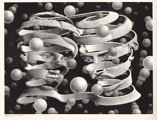 Escher - Vincolo d'unione