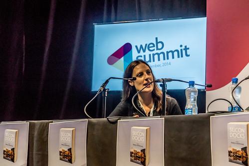 WEB SUMMIT DUBLIN 2014 [DAY TWO] Ref-3009