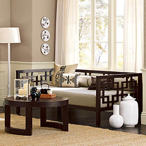 contemporary furniture-daybeds-indoor furniture-living room furniture-teak furniture malaysia