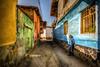Kula, Turkey (Nejdet Duzen) Tags: street trip travel turkey colorful türkiye oldhouse kula sokak turkei seyahat manisa renkli eskiev kulaevleri housesofkula