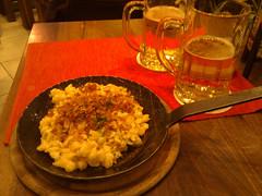 Spatzle in Munich