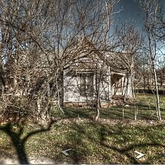 Google Street View - Pan-American Trek - Seymour trees (kevin dooley) Tags: street trees house trek google texas view tx seymour hdr panamerican noleaves photomatix gsv us283 googlestreetview westcentraltexas panamericantrek