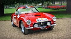 1961 Ferrari 250 GT SWB SEFAC Hot Rod pt.2 - 2014 Hampton Court Concours of Elegance