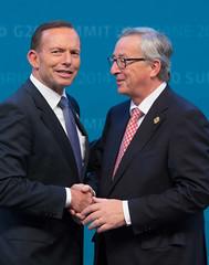 G20 Leaders' Summit arrivals (G20 Australia) Tags: australia brisbane queensland aus