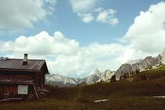 Baita (Sofia Podestà) Tags: summer italy mountain cortina landscape sofia podestà zobeide photovogue sofiapodestà