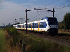 NS 2622+2423 (jvr440) Tags: trein train spoorwegen railways railroad ns nederlandse sprinter slt 2600 2400 roosendaal