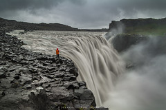 Close-up (Juan C Ruiz) Tags: norurlandeystra islandia dettifoss sunrise water waterfall iceland cascada