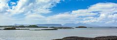 Eigg and Rm (Mac ind g) Tags: arisaig scotland spring island walking eigg panorama rum holiday landscape rum
