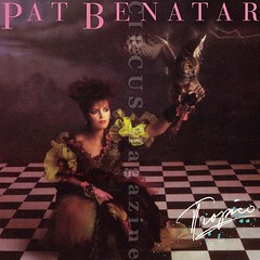 November 1, 1984: Pat Benatar released her Tropico album. (CIRCUS Magazine) Tags: patbenatar tropico