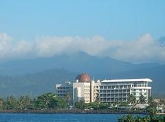Apia Waterfront (mikecogh) Tags: apia samoa offices bank tourismbuilding mtvaea