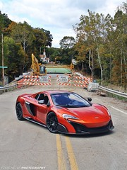 """""""Street's Closed Pizza Boy, Find Another Way Home"""" (FourOneTwo Photography) Tags: mclaren675lt p1pro auto car exotic sportscar supercar fouronetwophotography"""