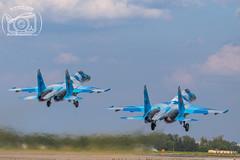 Su-27 Aviadarts-2016 flight skills competition Dyagilevo ( UUBD) (The best from aviation) Tags: avia plane planes spotter spotters spotting planespotting air jet airjet airplane aircraft photo canon airfield aviadarts aviadarts2016 ryazan russia rus sukhoi su27 su anawesomeshot travel