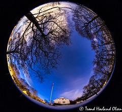 Trond_1116-1 (Trond Hovland Olsen) Tags: fisheye henrikibsen museum skien night winter telemark