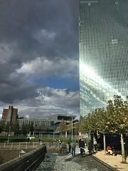 Frankfurt am Main, EZB (Boris-Strasbourg) Tags: herbst magix foto manager 16 deluxe frankfurt main deutschland germany francfort allemagne ezb bce banque centrale européenne