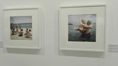 Capa en color (ciudad imaginaria) Tags: madrid exposición robertcapa fotografía círculodebellasartes picasso