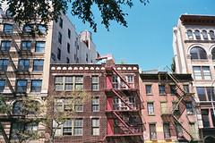 NYC (xenia ayunova) Tags: newyork nyc usa 35mm contaxg2