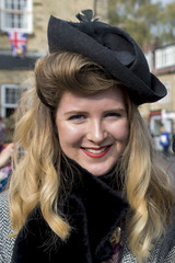 IMG_0036 - Clare (David-Hall) Tags: clare woman girl pickering 2016 hat