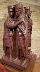 Saint Mark's Basilica- Four Tetrarchs (Lacey Jo) Tags: venice italy saint marks basilica four tetrarchs porphyry medieval 3rd century