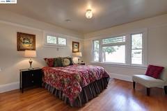 37057 Niles Blvd Fremont Ca Amanda and AnaMarie bedroom (Dawna Kay) Tags: craftsman vintage house home old hardwood floors 1920s