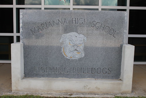 Marianna High School memorial