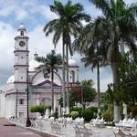 Iglesia de San Cristobal en la Plaza Zaragoza