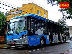 Mobibrasil (busManíaCo) Tags: caio millennium brt scania k310ub 6x2 busmaníaco nikond3100 nikon d3100 buses urbano