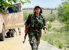 Kurdish YPG Fighter (Kurdishstruggle) Tags: ypg ypj ypgypj ypgkurdistan ypgrojava ypgforces ypgkmpfer ypgfighters ypgwomen yekineynparastinagel sdf kurdischekmpfer war isil warphotography warrior freekurdistan berxwedan freedomfighter kmpfer revolutionary revolution revolutionarywomen qsd freiheitskmpfer struggle kurdsisis warfare combat jinenazad jinjiyanazadi femalefighters feminism kurdishfemalefighters isis womenfighters feminist kurdishwomenfighters kobane kobani manbij raqqa hasakah efrin rojavayekurdistan rojava westernkurdistan pyd syriakurds syrianwar kurdssyria krtsuriye kurd kurdish kurdistan krt kurds kurden kurdishforces syria kurdishregion syrien kurdishmilitary military militaryforces militarywomen kurdisharmy suriye kurdishfreedomfighters kurdishfighters fighter