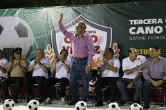 21 - 10 - 17 Inauguracin 3ra Copa Cano Vlez (Jess Alberto Cano Vlez) Tags: canovlez copa futbol deporte jvenes hermosillosonora torneo de ftbol en sonora salud convivencia